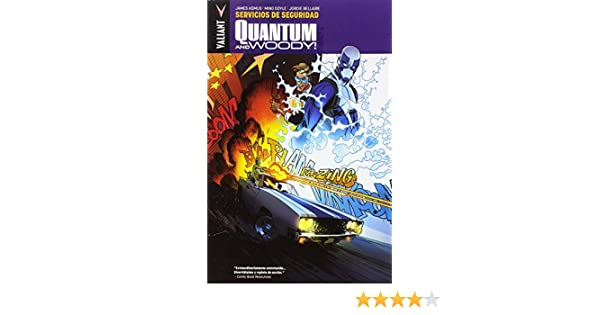 Pack Valiant 7: Quantum and Woody y Unity: Amazon.es: Vv.Aa, Vv.Aa: Libros