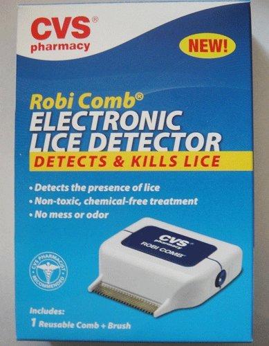 robi-comb-electric-lice-detector