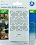 GE 10100 Rechargeable Led Power Failure Night Light, 4-in-1, White