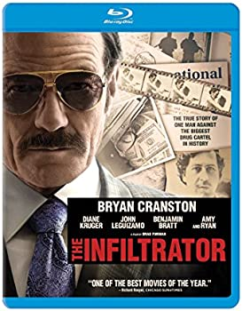 The Infiltrator on Blu-ray