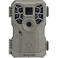 Stealth Cam 8MP 14 IR Emitter Hunting Game Trail Camera with Video