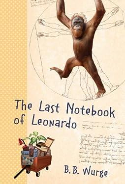The Last Notebook of Leonardo (LeapKids)