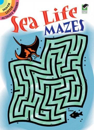 Sea Life Mazes