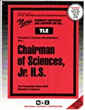 Chairman, Sciences, Jr. H. S., Rudman, Jack, 083738172X