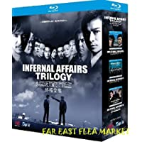 Infernal Affairs Trilogy [Blu-Ray]