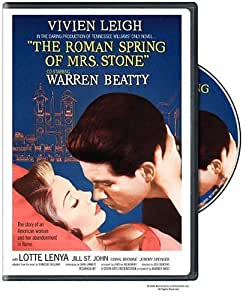 The Roman Spring of Mrs. Stone (Sous-titres français) [Import]