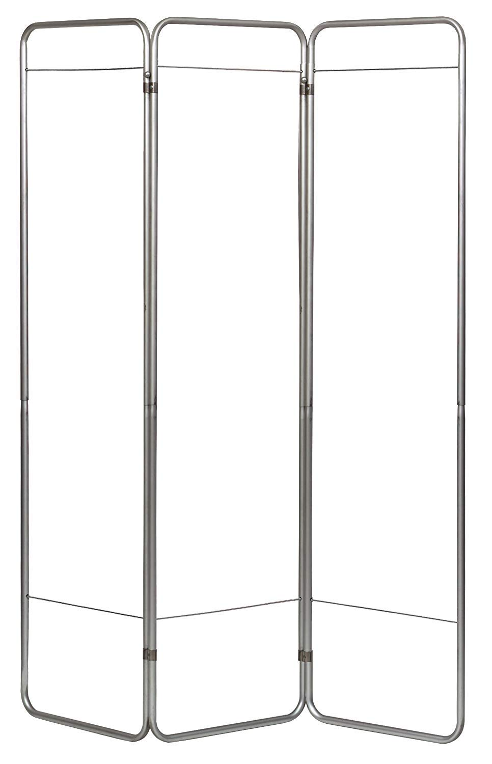 Omnimed 153093-ONLY 3 Panel Medical Privacy Screen-Frame ONLY