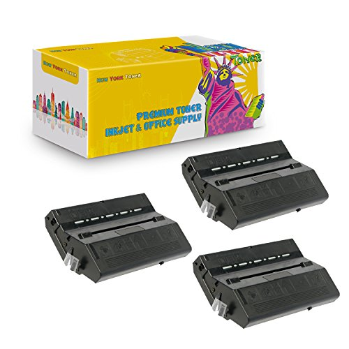 New York TonerTM New Compatible 3 Pack 92291A High Yield Toner for HP - LaserJet IIISI | Ivsi | 4si 4si MX . (Laserjet Iiisi)