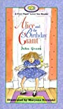 Alice and the Birthday Giant, John F. Green, 1550415387
