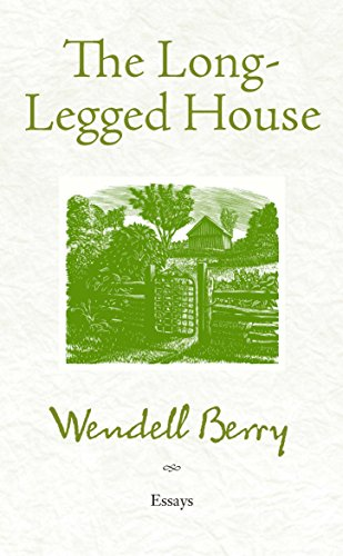 book cover of The Long-legged House