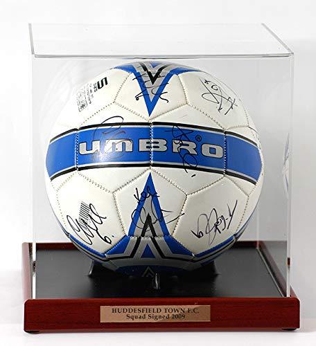 British Sports Museum Pelota de fútbol de Umbro firmada a Mano por ...