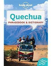 QUECHUA PHRASEBOOK & DICTIONARY 4ED -ANGLAIS-