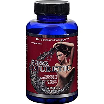 Dr. Venessa'S Formulas Super Diuretic - 60 Tablets