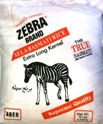 zebra basmati rice - 4