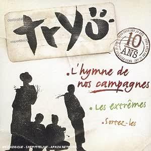 CAMPAGNES LHYMNE DE NOS GRATUIT TRYO TÉLÉCHARGER