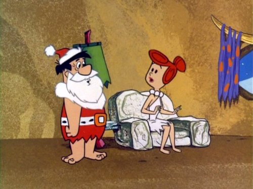 Christmas Flintstone (Flintstones Christmas The)