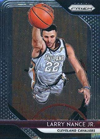 promo code 7279c ec606 Amazon.com: 2018-19 Panini Prizm Basketball #210 Larry Nance ...