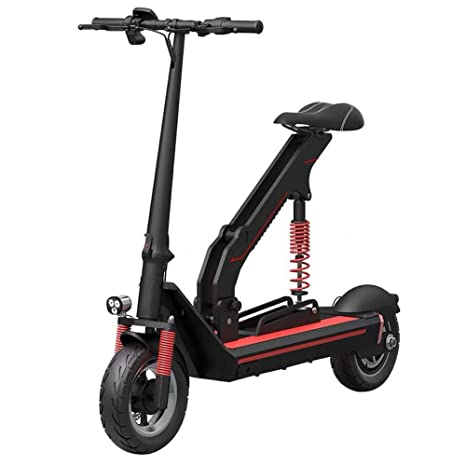 FSGD Patinete Eléctrico, Adulto Scooter Plegable, 36V ...