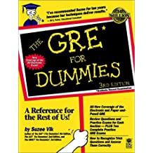 The GRE? For Dummies?