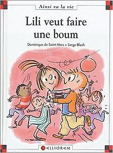 """Afficher """"Max et Lili<br /> Lili veut faire une boum"""""""