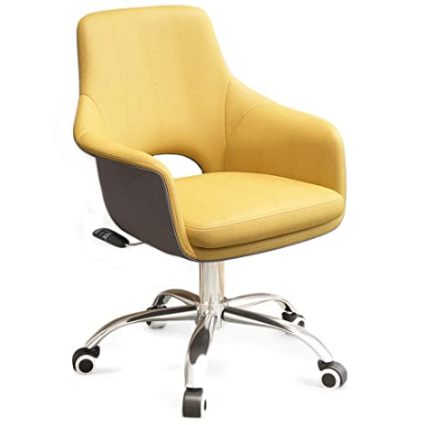 Amazon.com: JYKOO Silla de ordenador, silla de oficina en ...