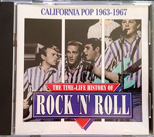 Price comparison product image The Time-Life History of Rock 'N' Roll: California Pop 1963-1967