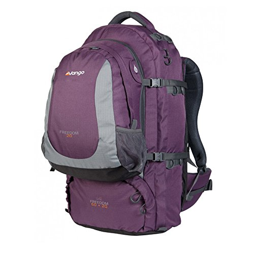 Vango Freedom 60 Plus 20 Rucksack - Purple by Vango by Vango