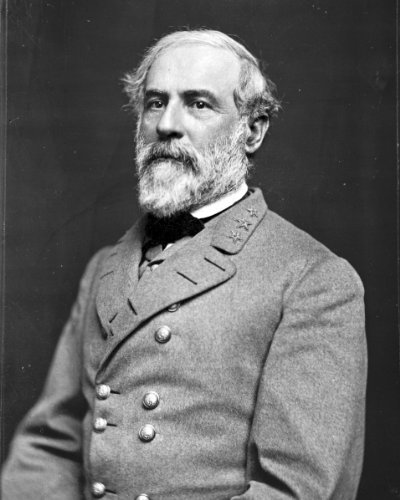 New 8x10 Photo : Portrait of General Robert E. Lee