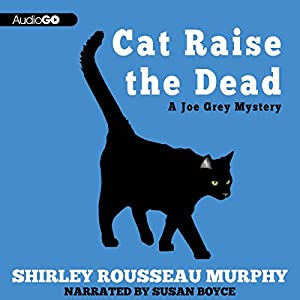 Cat Raise the Dead Audiobook