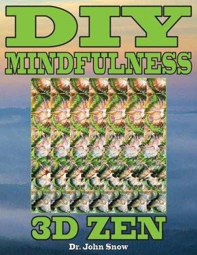 Diy Mindfulness: 3D Zen (Volume 1)