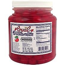 Royal Willamette Maraschino Cherries