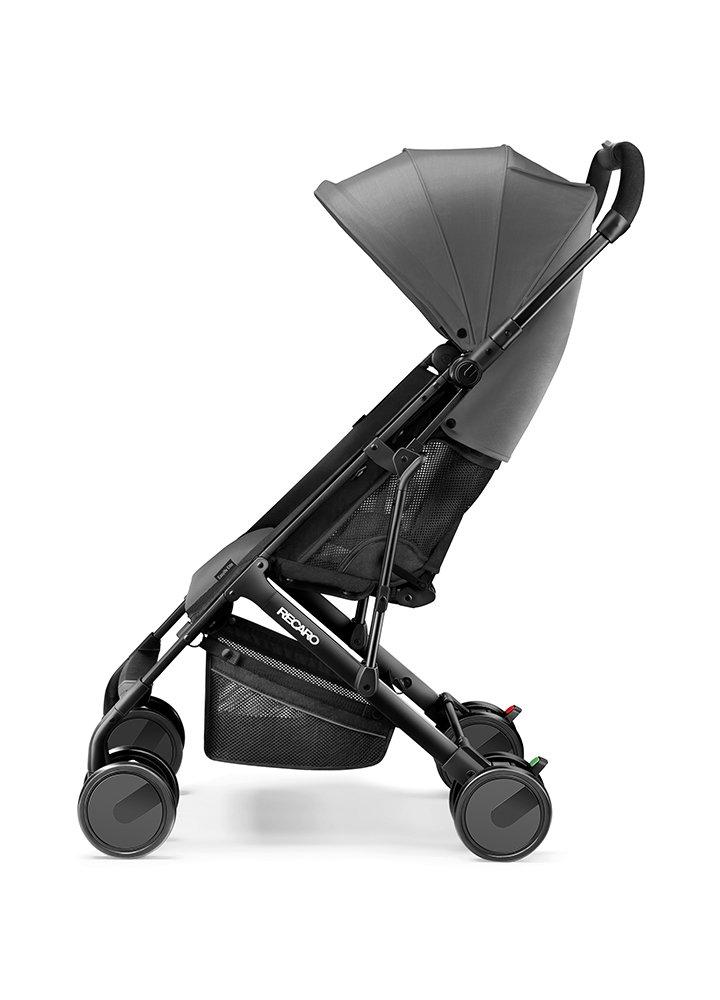 color negro Silla de paseo compacta RECARO Easylife