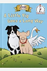 Babe: A Little Pig Goes a Long Way (Biginner Books) Hardcover