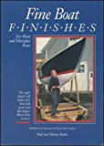 Pine Boat Finishes, Paul Butler and Marya Butler, 0070094039