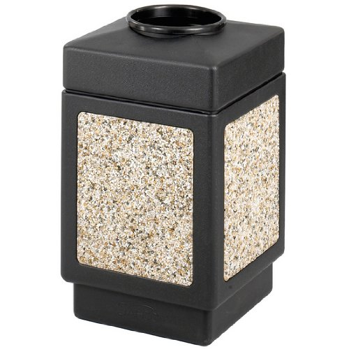 9471NC - Canmeleon Top-Open Receptacle by Safco