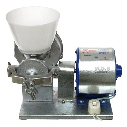 Electric Mill Corn Grain Wheat Grinder Heavy Duty Commercial Molino Maiz 1/4 HP by Ematik (Image #5)