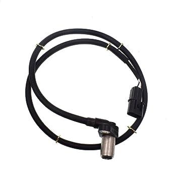 exkow ABS Sensor de velocidad de la rueda delantera derecha mr307047 mr334712 para Mitsubishi Pajero/Montero V43 V45 V46 4 M40: Amazon.es: Coche y moto