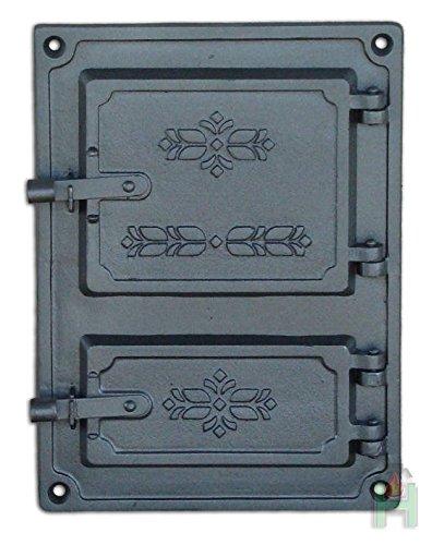 Haco del Horno Puerta 716057 Horno Puerta de hierro fundido ...