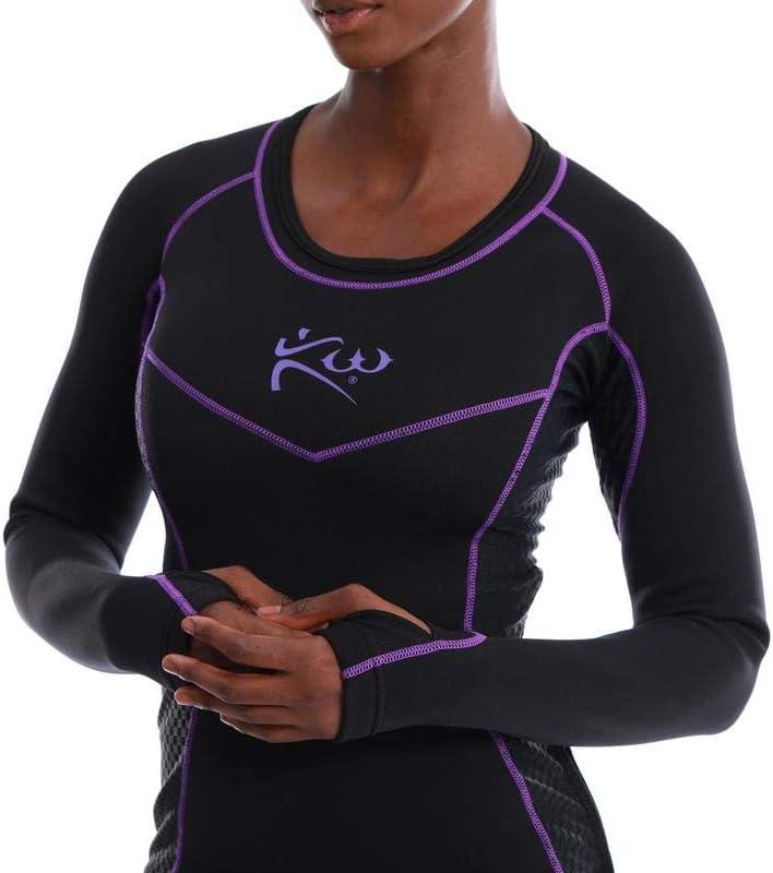 Kutting Weight Women s Sauna Shirt Body Toning Clothing for Women Fat Burner Long Sleeve Sauna Shirt