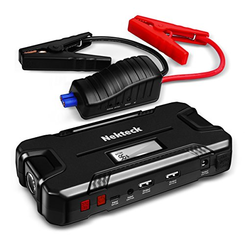 Nekteck Car Jump Starter Portable Power Bank External