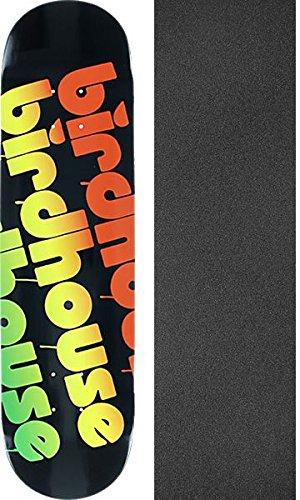飽和する交換流産Birdhouse Skateboardsトリプルスタックスケートボードデッキ – 8