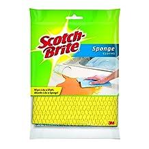 Scotch-Brite Sponge Cloth, 2-Count (Pack of 6)