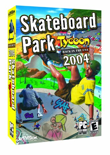 Skateboard Park Tycoon: Back in the USA 2004 - PC