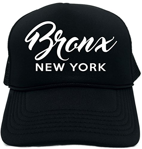Signature Depot Funny Trucker Hat (Bronx New York (city state) Unisex Adult Foam Cap