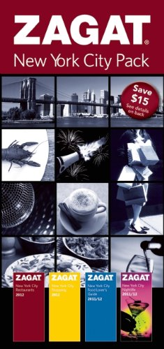 Read Online 2012 New York City Pack (Zagat New York City Pack) ebook