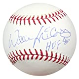 "Willie McCovey Autographed Official MLB Baseball San Francisco Giants ""HOF 86"" PSA/DNA Stock #1175"