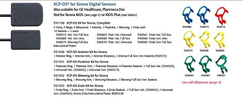 Dentsply 551550 XCP-DS Sensor Holder for Sirona