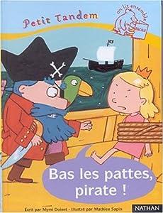 """Afficher """"Bas les pattes, pirates !"""""""