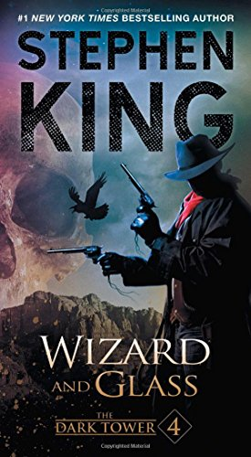 The Dark Tower IV: Wizard and Glass (1997) (Book) written by Stephen King