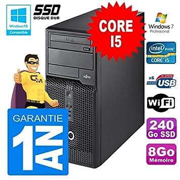 Fujitsu PC Torre Esprimo P400 i5 - 2400 8 GB RAM disco 240 GB SSD ...